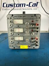 Power Designs Tp325 Triple Output Dc Power Supply Lab Tested