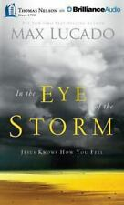 In the Eye of the Storm : Jesus Knows How You Feel by Max Lucado (2013, CD,...