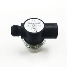 Shurflo RV Water Pump Strainer | Camper (Marine) Freshwater Water Pump Strainer