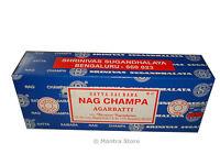 Nag Champa 250 Grams Box Original Incense Sticks - Free Shipping