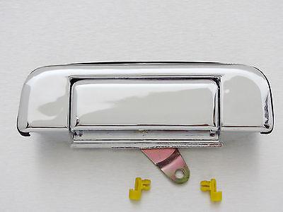 1989-2012 Toyota Hilux LN85 LN106 LN145 LN166 pickup black tailgate handle NEW