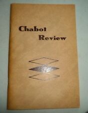CHABOT COLLEGE REVIEW MIGRANT FARM WORKER ILLUSTRATION BERKELEY CA 1966