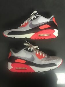 Details about NIKE AIR MAX 90 HYPERFUSE NRG INFRARED SIZE 10 548747 106