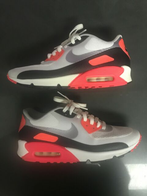 NIKE AIR MAX 90 HYPERFUSE NRG INFRARED SIZE 10 548747 106