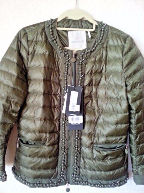 moncler jacket olive