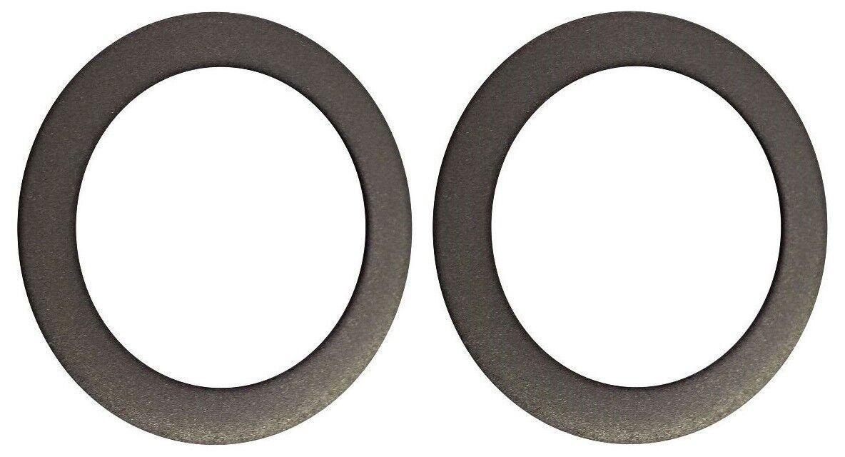 (2) AB-9040019 Bostitch Air Compressor Piston Rings Oil-Less Genuine