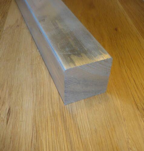 Alu aluminium rectangulaire 60 x 60 mm en AW 6082 AlMgSi 1 vierkantstab vierkantstange