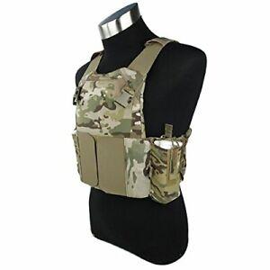 The Mercenary Company Mag Carrier Cummerbund for Plate Carrier /& Tactical Vest