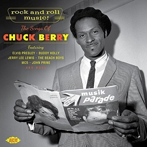 Various Artists - Rock & Roll Music: Songs Of Chuck Berry / Various [New CD] UK