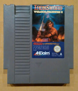 Ironsword-Wizards-amp-Warriors-II-Cartuccia-per-Nintendo-Entertainment-System-NES