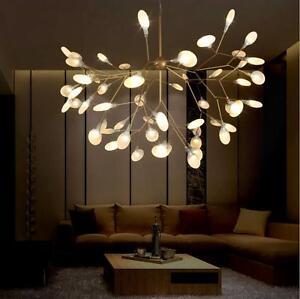 New modern firefly plant pendant light led chandelier lighting image is loading new modern firefly plant pendant light led chandelier mozeypictures Gallery