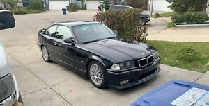 1998 BMW 328is Coupe, E36