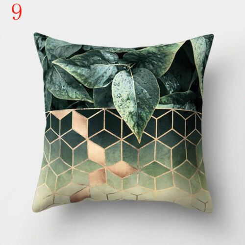 1x Nordic Style Cushion Cover Decors Geometric Cushions Covers Sofa Pillow Case