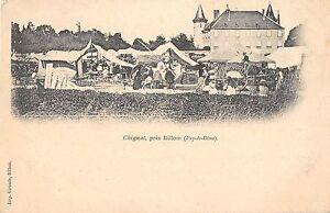 CPA 63 CHIGNAT PRES BILLOM (cliché pas courant
