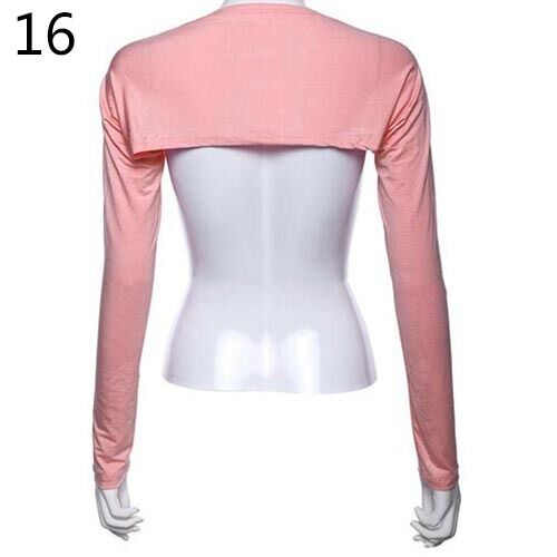 Women/'s Cotton Muslim Hijab Islamic One Piece Shoulder Sleeve Arm Cover Novelty