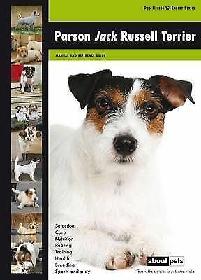 1 of 1 - Parson Jack Russell Terrier  BOOK NEW