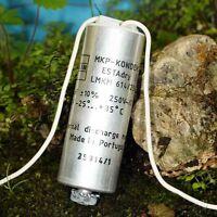 Condensateur De Demarrage 14µf 250v Mkp Μf Utilisable Pour Filtre D'enceinte Hp