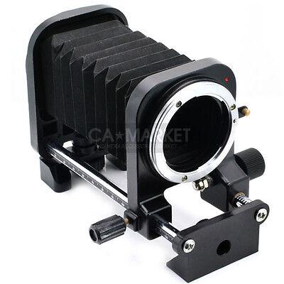 Macro Lens Bellows f Nikon AI SLR D40x D50 D80 D90 D200 D300 D700 D2H,  D1X