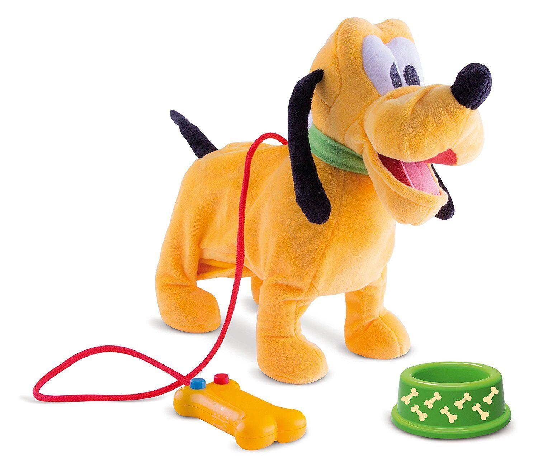 IMC Toys Topolino Walking Pluto, 181243MM2