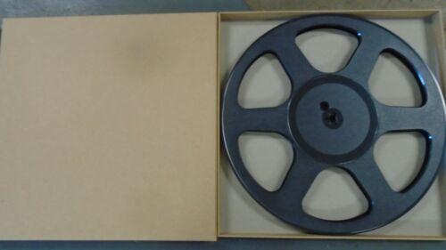 "New Box Black RMG Plastic Take Up Reel Master 1//4/"" 1//4 Trident Tape 10.5/"" 10/"""