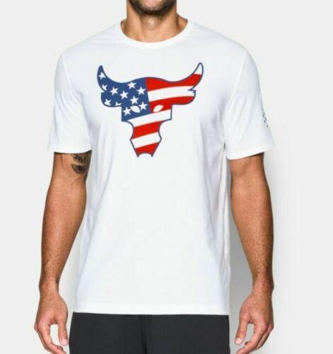 Under Armour UA Project Rock T-shirt pour homme