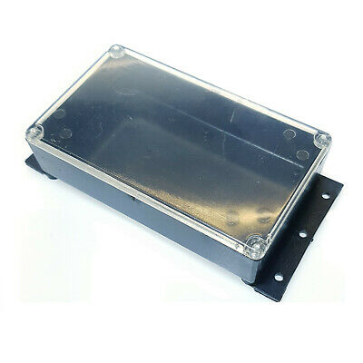 125 x 80 x 32mm Plastic Electronic Project Box Enclosure Case without screws