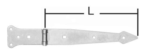 1646000 Pollmann Werfgehänge 55x3,75x600mm hell verzinkt