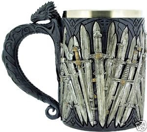 New-Boxed-Beer Tankard-Festival-BBQ-Party-Game O/'Thrones-Medieval Banquet-Xmas
