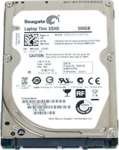 Disque Dur Seagate Laptop Thin SSHD 500 Go