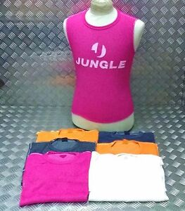 Genuine U.S Morgan Waffle Tops Overdyed Assorted Colours & Style - Unisex Fit
