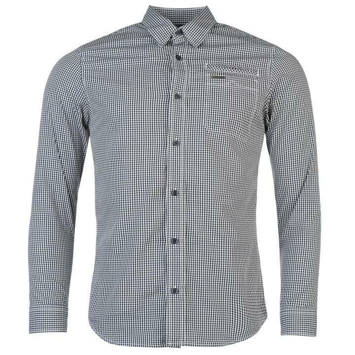 883 Police Bolton Long Sleeve Shirt  REF C940