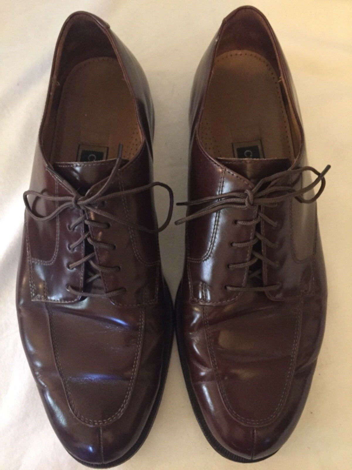 COLE HAAN MENS SHOES BROWN SIZE 10.5