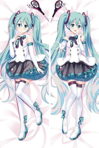 Anime Hatsune Miku Dakimakura Pillow Case Cover Hugging cosplay