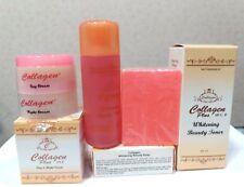 Cream Day Night Soap Toner Collagen Plus Vitamin E Whitening