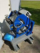 Free Ship Giret Gbm 12c Platepipe Beveling Beveler Machine Withhydraulic Cart