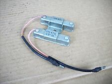 Original Widerstand / Resistor Honda NH 80 Lead, 20 Watt - 6,7 Ohm