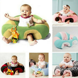infant baby support seat soft cotton travel car seat pillow cushion toys 0 2year ebay. Black Bedroom Furniture Sets. Home Design Ideas