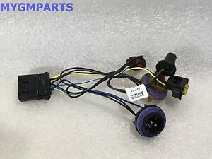 Chevy Tahoe Suburban Avalanche Headlight Wiring Harness 2007 2014 New 15950809 Ebay