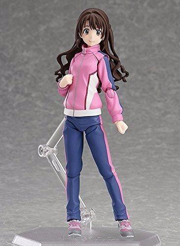 Figma Ex-028 The Idolmaster Aschenputtel Mädchen Uzuki Shimamura Jersey Version