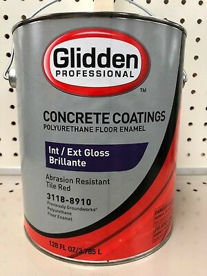 Glidden Professional Concrete Coatings