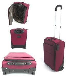 RYANAIR-EASYJET-GOOD-QUALITY-CABIN-SIZE-HAND-LUGGAGE-WITH-WHEELS-FITS-50X40X20
