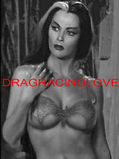 "Yvonne De Carlo ""The Munsters"" ""Busty"" ""Lily"" 60s TV Show ""Pin Up"" PHOTO! #(5b)"