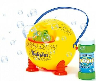 Marvellous Mechanical Bubble Blower Machine