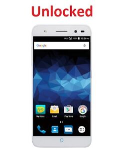 Unlocked-Metal-Case-ZTE-Blitz-Blade-V7-Lite-4G-Quad-Core-5-034-8MP-8GB-Android-6-0