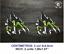 Garra-Monster-Verde-Metal-Tear-Monster-Claw-Vinilo-Pegatina-Vinyl-Sticker-Decal