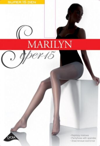 "15 Den TOP QUALITY MARILYN TIGHTS  ""SUPER 15 "" 15 DENIER"