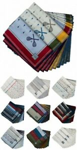 PEROFIL Confezione scatola 12 fazzoletti cm.50x50 articolo VPRT00284-10