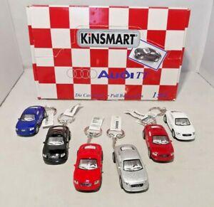 Kinsmart-1-64-Diecast-motorizados-audi-tt-llavero