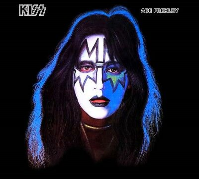 kiss ace frehley solo album cover poster 24 x 24 inches fantastic ebay. Black Bedroom Furniture Sets. Home Design Ideas