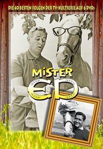 Mr-ED-Collection-1-2-Das-Sprechende-Pferd-limitierte-6-dvd-Box-deutsch-Mister